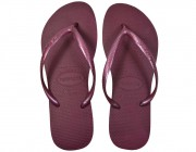 Chinelo Havaianas Slim - Bordo Atacado